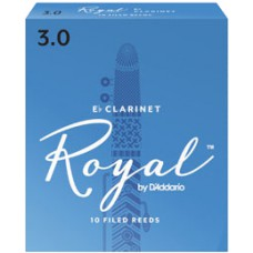 Rörblad Rico Royal Eb Klarinett  Blå 1.5