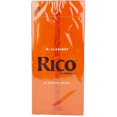 Rörblad Rico Eb Klarinett  Orange 25 pack 2.0